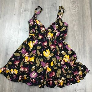 Intimately Free People Floral Dress